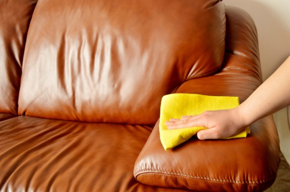 How To Clean Faux Leather Couches